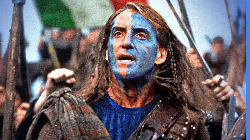 Roberto Manciniye çağrı: Son umudumuz sensin, kurtar bizi