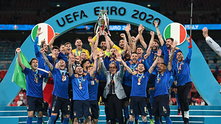 EURO 2020 finali İtalya-İngiltere maç özeti ve golleri izle - Yeni Şafak
