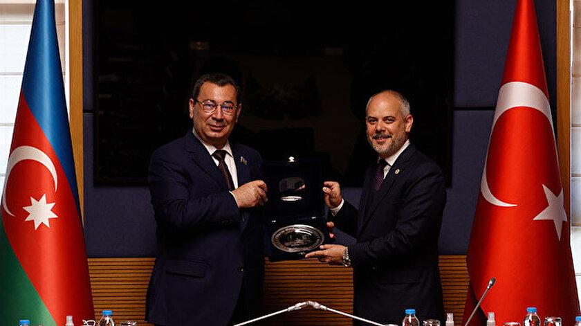 Azerbaycandan bir heyet tarihte ilk kez KKTCyi ziyaret edecek