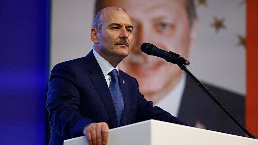 İçişleri Bakanı Süleyman Soyludan 15 Temmuz açıklaması: Yemin olsun bir tane bile FETÖcü çer çöp bırakmayacağız
