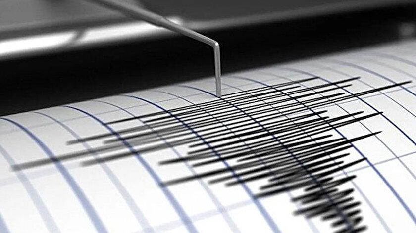 SON DAKİKA: Aydında korkutan deprem