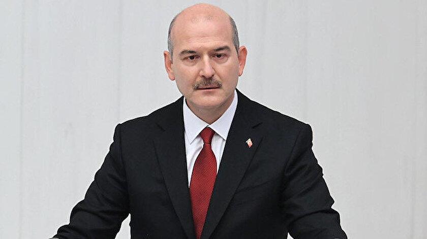 İçişleri Bakanı Soylu: Türkiye dünyaya insanlık dersi veriyor