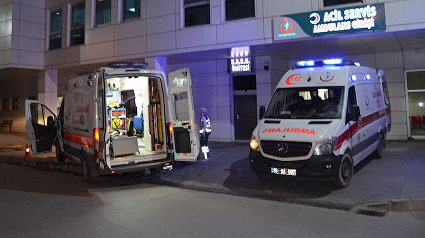 Karsta hayvan otlatma kavgası: 8 kişi yaralandı
