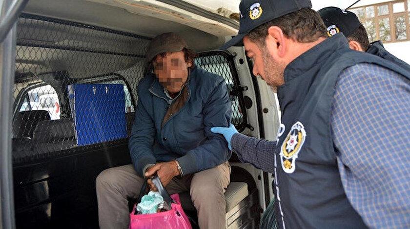 19 yıl hapis cezasıyla aranıyordu: İki yıl sonra kardeşinin evinde yakalandı