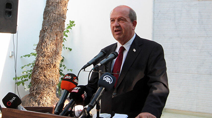 KKTC Cumhurbaşkanı Tatar: Kıbrıs Barış Harekatının 47. yıldönümünde Türkiyeye daha da sıkı sarılacağız