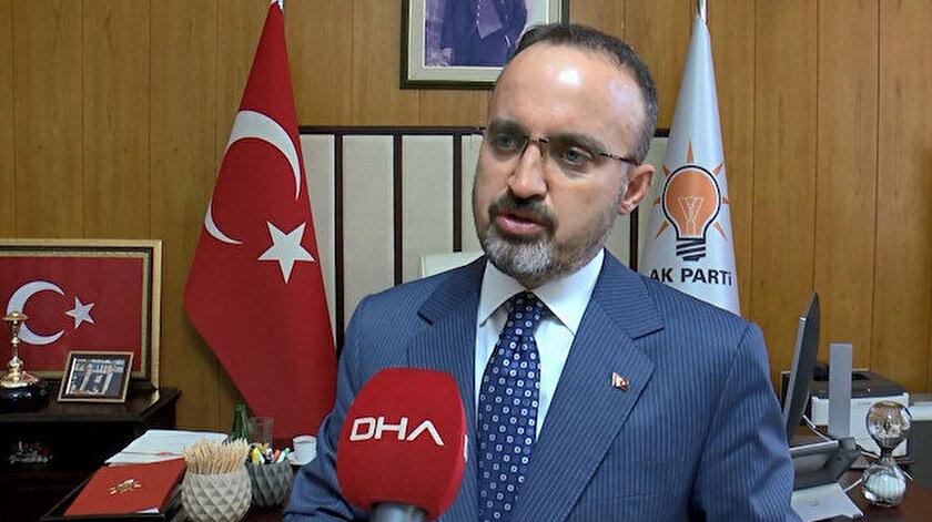 AK Partili Turandan eleştirilere tepki: Bunun adı FETÖye hizmet