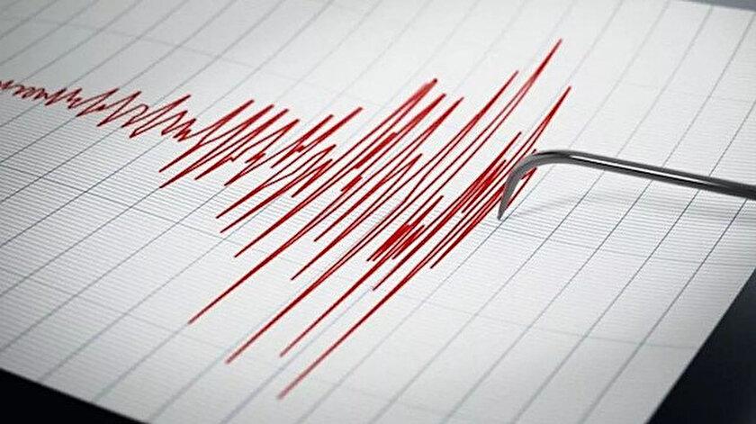 SON DAKİKA: Kayseride deprem mi oldu?