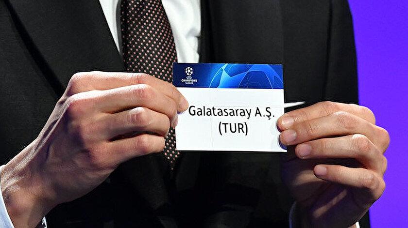 Galatasarayın PSVyi elemesi durumundaki rakibi belli oldu
