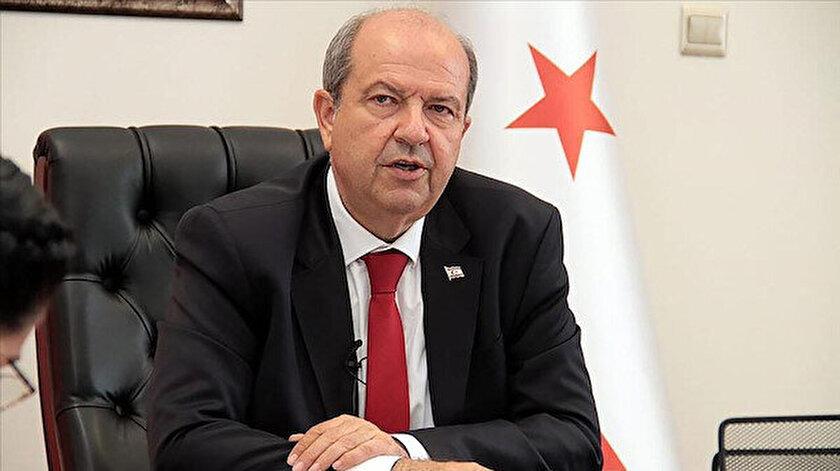Kıbrıslı Rumlardan çirkin kampanya: KKTC Cumhurbaşkanı Tatar'ın 'mavi tik'i kaldırılsın