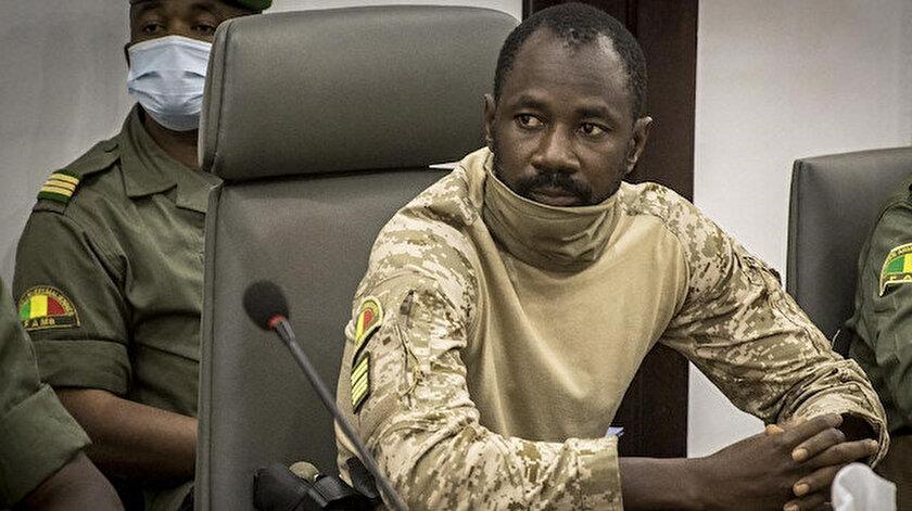 Mali'nin geçici Cumhurbaşkanı Assimi Goita'ya bıçaklı saldırı girişimi