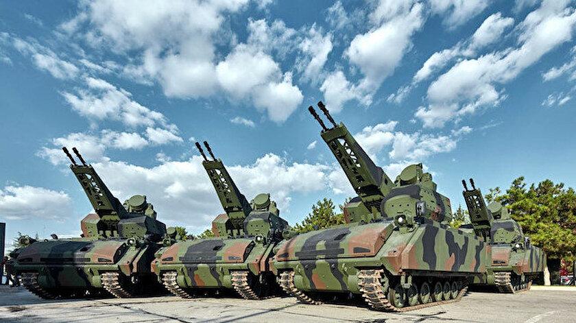 Rus medyası: Türkiye Ukrayna'ya Türk hava savunma sistemi Korkut'u teklif etti