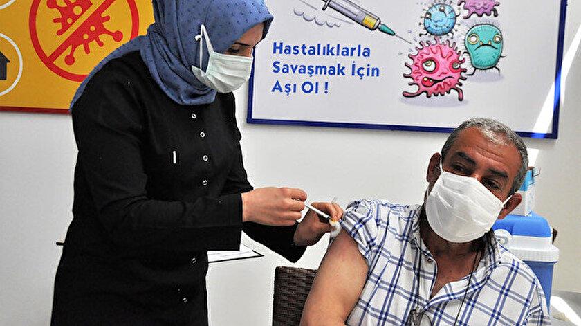 Türkiye en çok aşı yapılan 8inci ülke