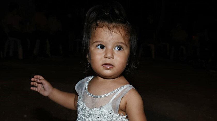Antalyada kaybolan iki yaşındaki Ecrinden kahreden haber geldi