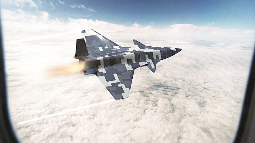 İşte yerli insansız savaş uçağı: İlk uçuş cumhuriyetin 100. yılında