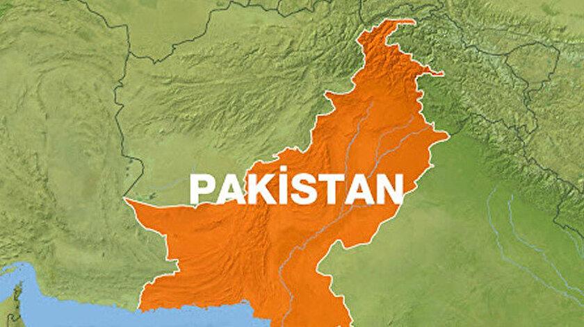 Son dakika Pakistanda 5,2 büyüklüğünde deprem