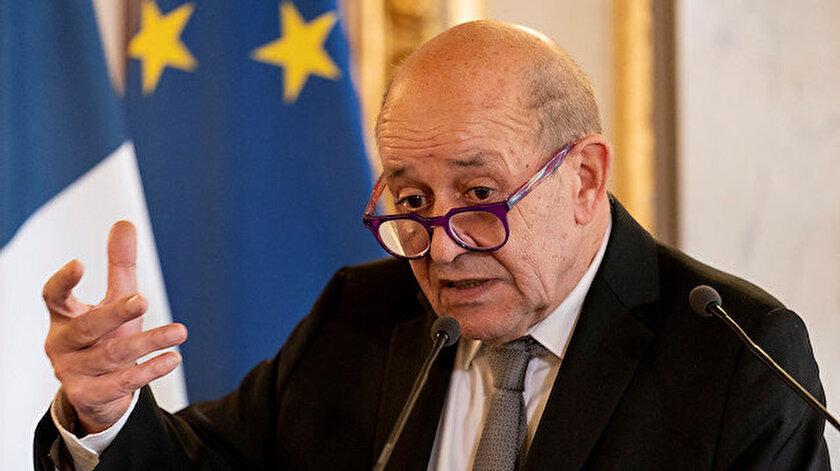 Fransadan Rum Yönetimine destek: Maraş kararını BMye taşıyacaklar