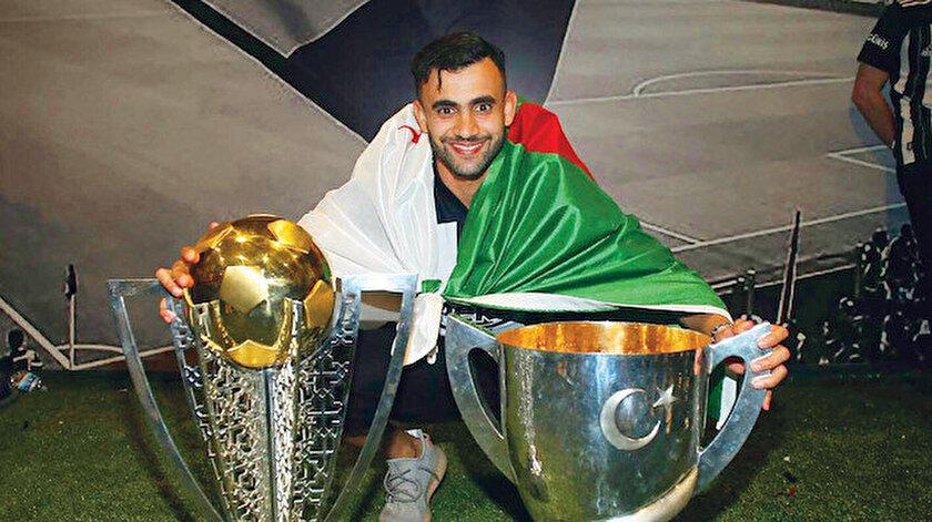 Rachid Ghezzal aslan oluyor: Galatasaray Cezayirli oyuncuyu ikna etti