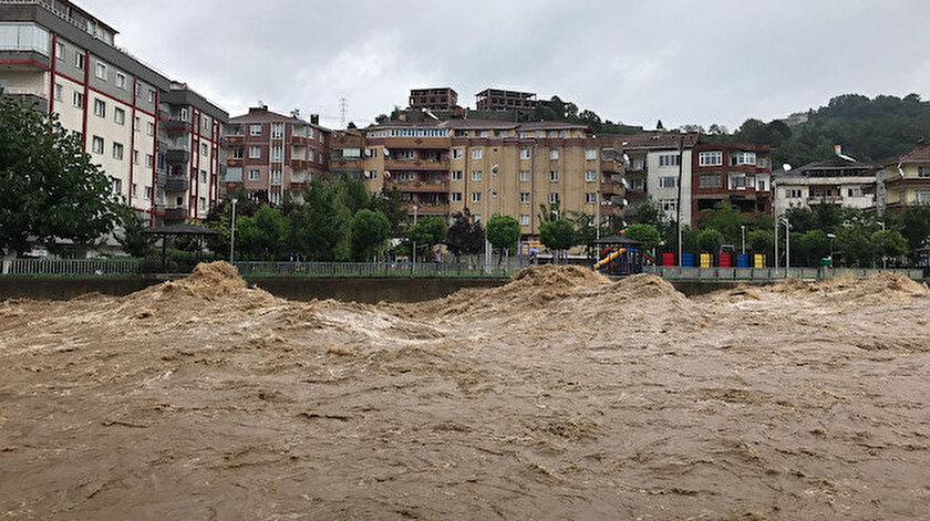 5 Günlük Rize Artvin Trabzon Hava Durumu: Kuvvetli Yağış Geliyor