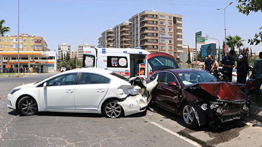 Şanlıurfa Haberleri: Şanlıurfada Feci Trafik Kazaları