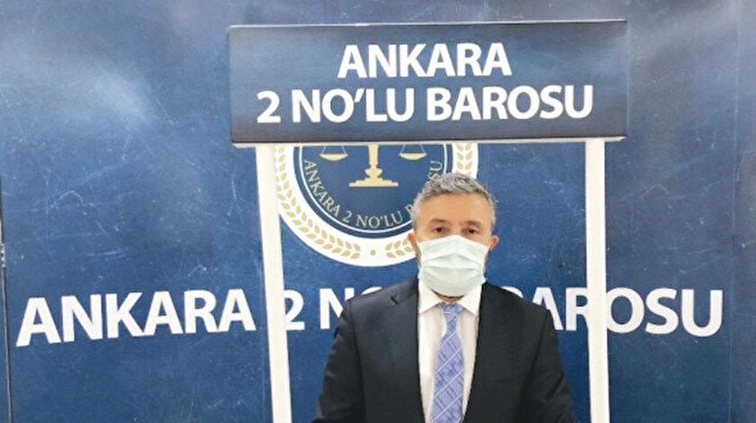 Ankara 2 No.'lu Baro'nun Kurucular Kurulu üyesi Eyüphan Korkmaz: Son aşamada