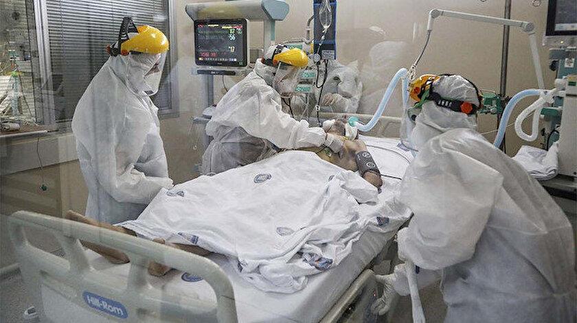 Türkiyenin 22 Temmuz koronavirüs tablosu açıklandı