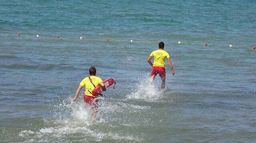 Şile'de denize girme kavgasında iki cankurtaran bıçaklandı