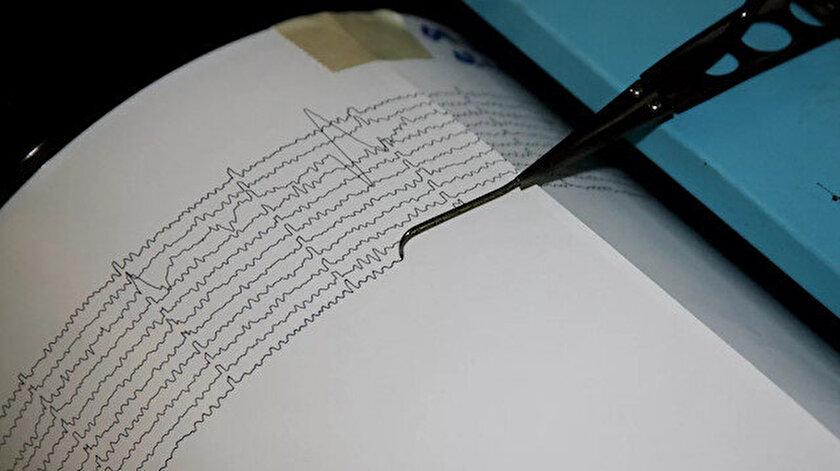 Son dakika İzmirde deprem: Son bir saatte 47 kez sallandı