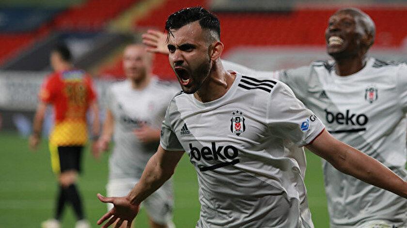 Beşiktaş Ghezzal ile anlaştı mı?