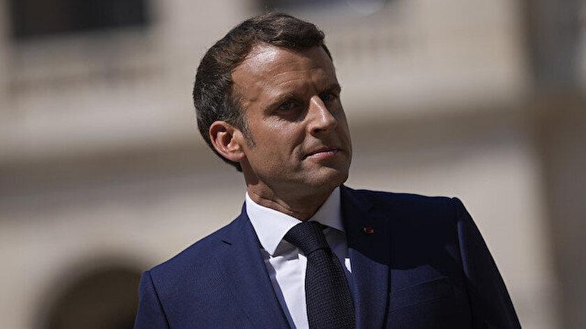 Macron, Pegasus casus yazılımı ile telefonuna sızıldığı şüphesiyle telefonunu ve hattını değiştirdi
