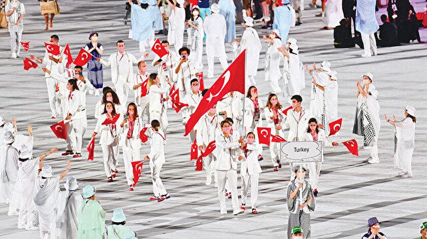 Koronavirüs nedeniyle 1 yıl ertelenen Tokyo 2020 Olimpiyat Oyunları başladı