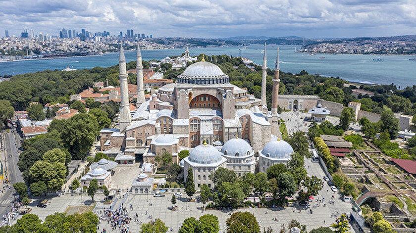 Dışişleri Bakanlığından Ayasofya ve Kariye mesajı: Türkiye Cumhuriyetinin mülküdür