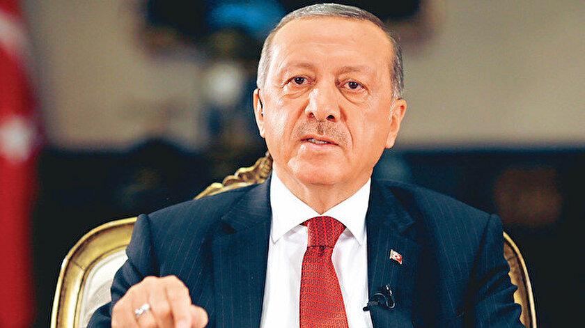 Cumhurbaşkanı Erdoğandan Lozan mesajı: Kararlıyız 2023'e daha güçlü gireceğiz