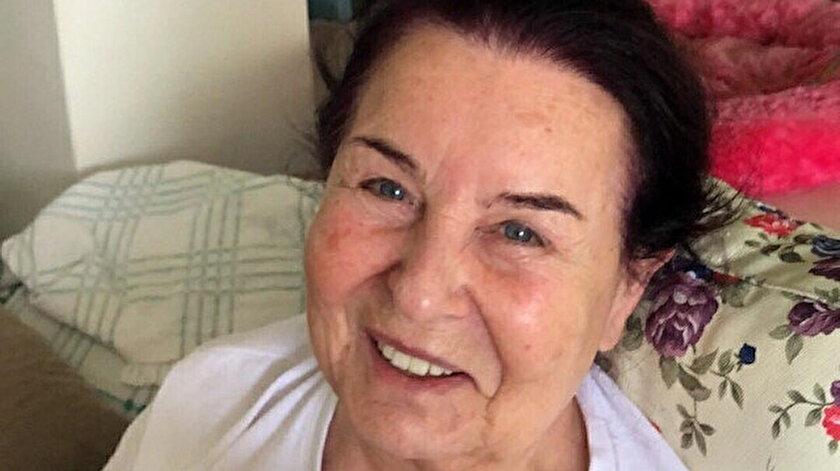 Yeşilçamın usta oyuncusu Fatma Girik sağlığına kavuştu taburcu edildi
