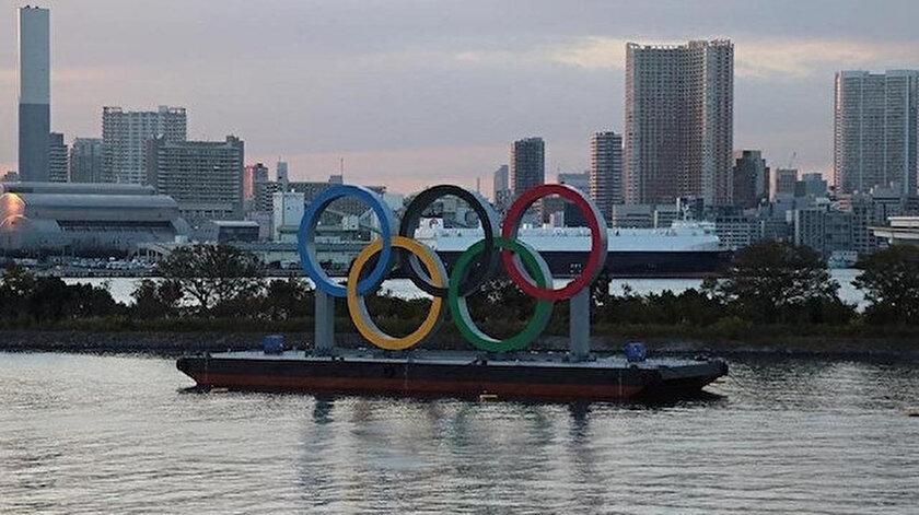 Tokyo Olimpiyatlarına akredite kişilerden koronavirüse yakalananların sayısı 133e çıktı
