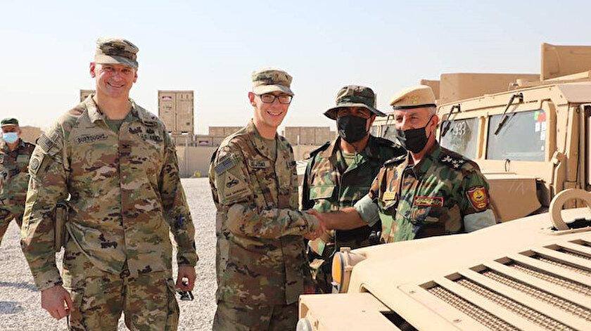 ABDden Peşmergeye askeri yardım