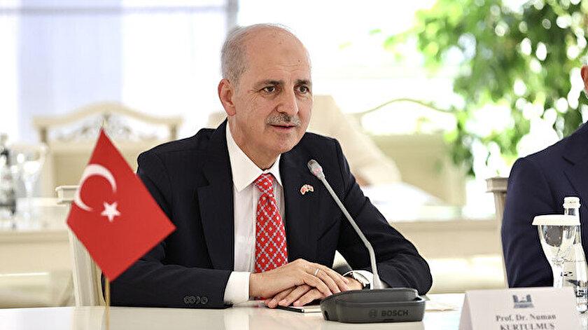 AK Parti Genel Başkanvekili Kurtulmuş: Karabağ işgalinde kimse kılını kıpırdatmadı çünkü Türklerin toprağıydı
