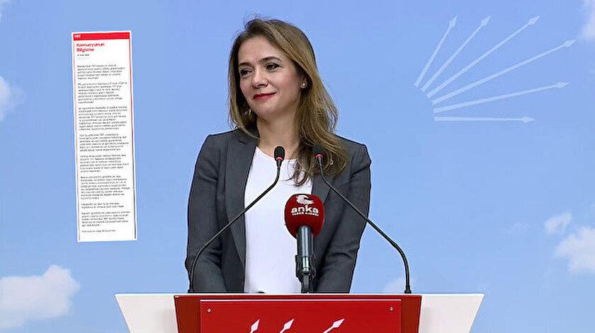 Yedi ay sonra aynı senaryo: CHPli Gamze Akkuş İlgezdinin otel iddialarına TRTden bir kez daha yalanlama