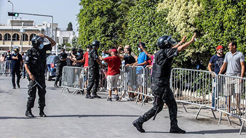 Tunus Meclis Başkanı Gannuşi: Darbe olduğunda sokağa çıkılması gerektiğini Türkiyeden öğrendik