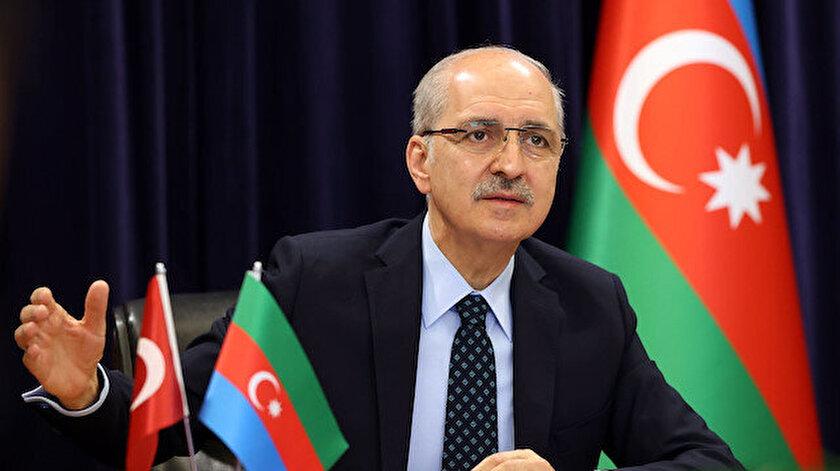Numan Kurtulmuş: Türkiye olarak sonuna kadar Tunustaki darbenin karşısındayız
