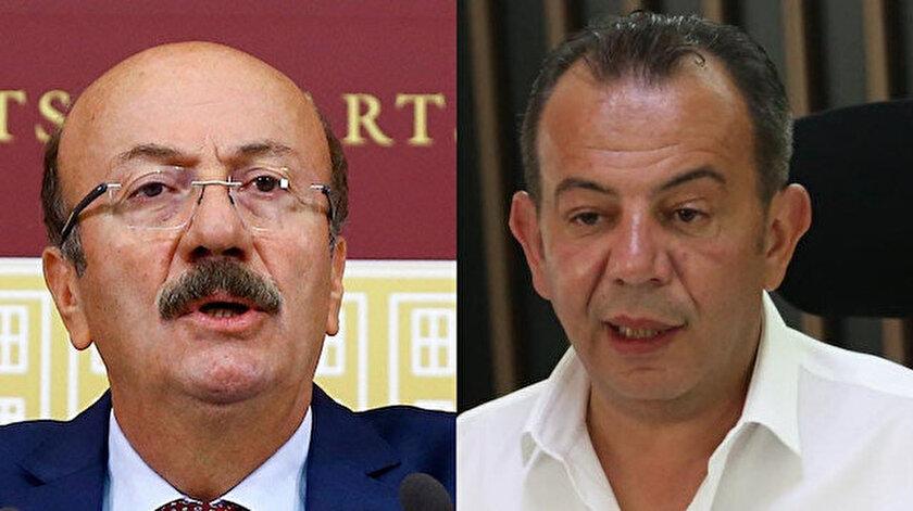 CHPli vekil Mehmet Bekaroğlundan mültecileri hedef alan Bolu Belediye Başkanı Özcana tepki: CHP nefret söylemi kokan bir girişimi asla kabul etmez