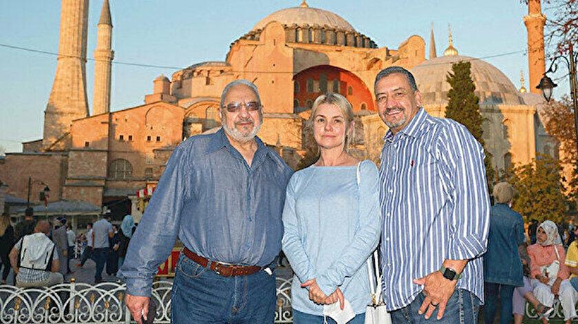 Türkiyede yaşamak istiyordu: Kutul Amare Gazisinin oğlu Ahmet Kemal Ataullah Johannesburgda vefat etti