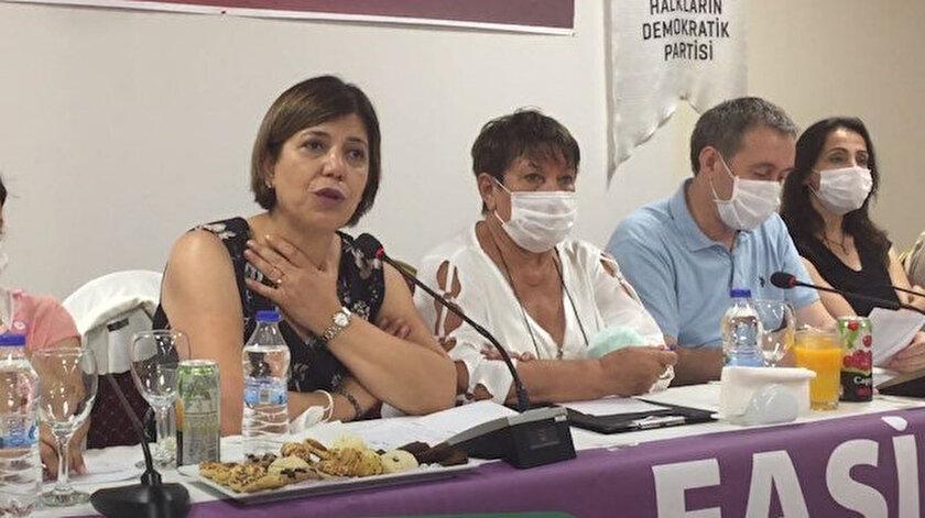 HDPli Meral Danış Beştaştan akıllara durgunluk veren açıklama: Kürt illerinde millet AK Parti yüzünden aşı olmuyor
