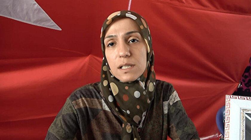 Evlat nöbeti tutan Ayşegül Biçer'in oğlu PKKdan kaçarak teslim oldu