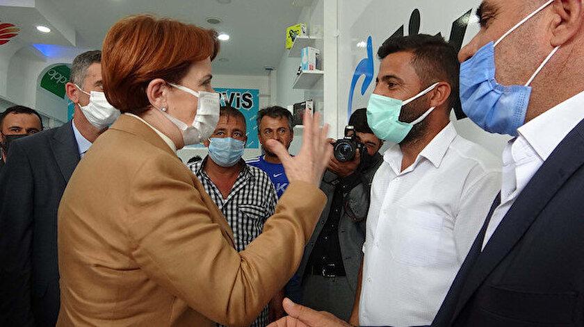 Şehit abisinin sorusu karşısında Meral Akşener kendisini yalanladı: 15 Temmuz öncesi başbakan olacağım demedim