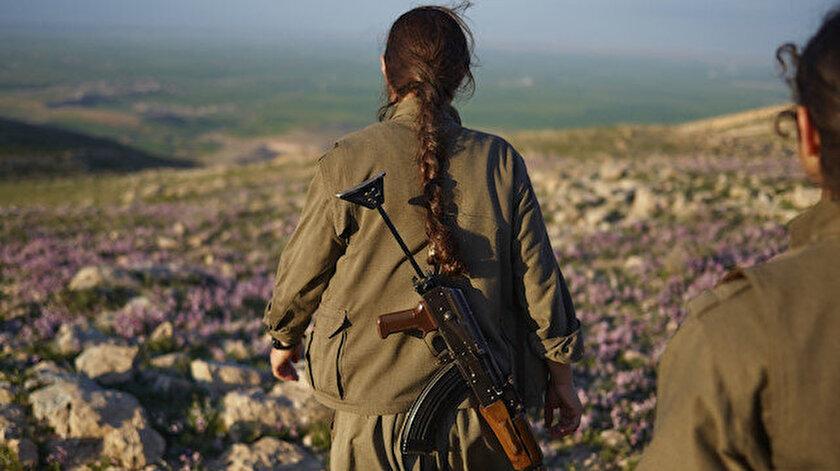 PKK terör örgütünden kaçan 5 terör örgütü mensubu güvenlik güçlerine teslim oldu