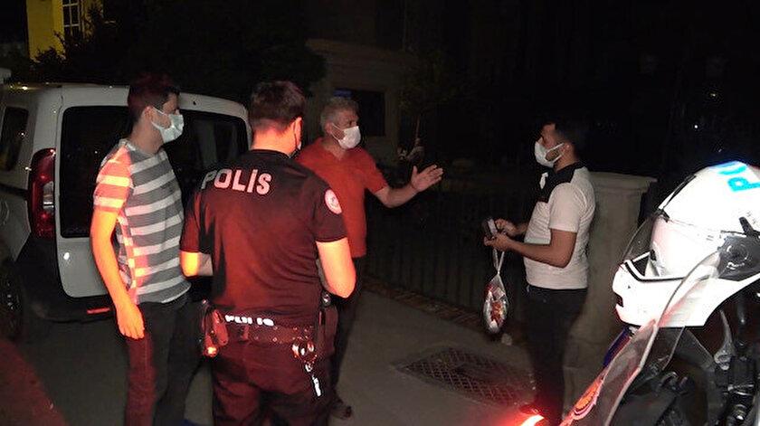 Kırıkkale haberleri: Karantinayı ihlal eden vatandaşı HES kodu ele verdi
