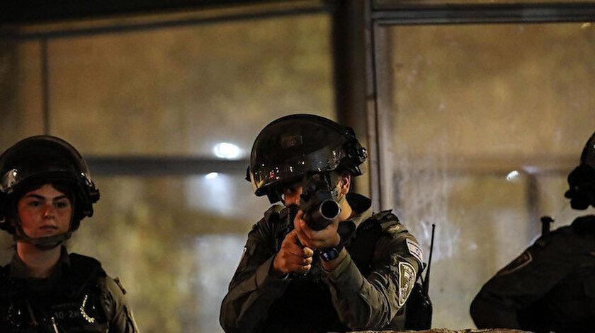 İşgalci İsrail kuvvetleri 12 yaşındaki Filistinli çocuğu göğsünden vurarak öldürdü