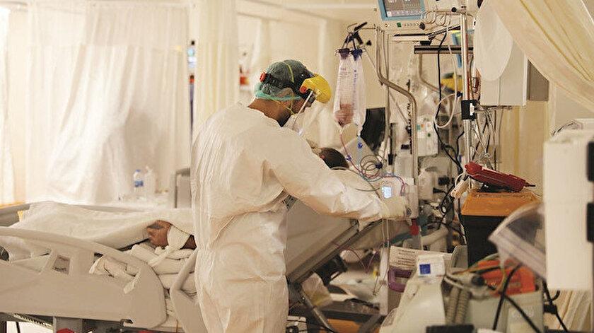 Hastaların yüzde 95'i aşısız