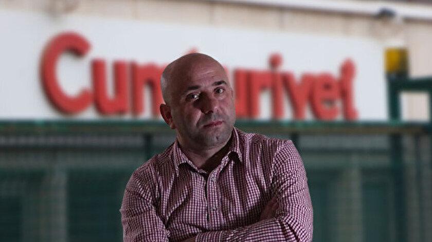 Aykut Küçükkayanın istifasına ilişkin Cumhuriyet Gazetesinden açıklama