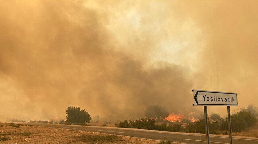 Orman yangınları neden çıktı?